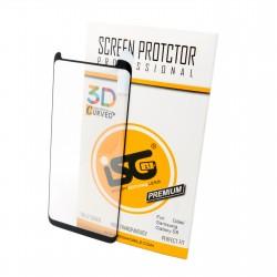 Защитное стекло iSG 3D Screen Protector Full Cover для Samsung Galaxy S8