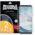 Защитная пленка Ringke Full Cover для Samsung Galaxy S8 Plus