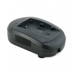 Зарядное устройство ExtraDigital DC-100 для Sony NP-FM50, NP-FM70, Panasonic VM-BPL13, VM-BPL27, VW-AD1, JVC BN-V607, BN-V812