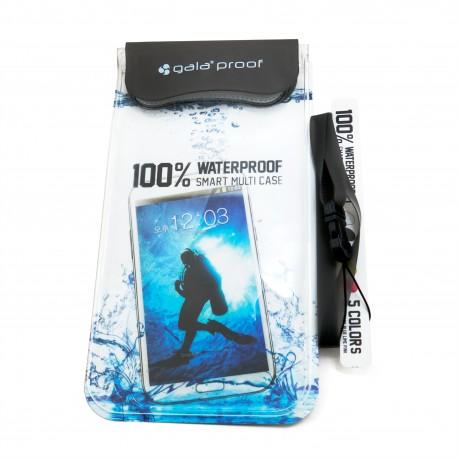 Универсальный Водонепроницаемый Чехол Gala Waterproof (Black)