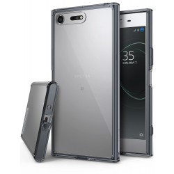 Чехол Ringke Fusion для Sony Xperia XZ Premium Smoke Black (RCS4359)