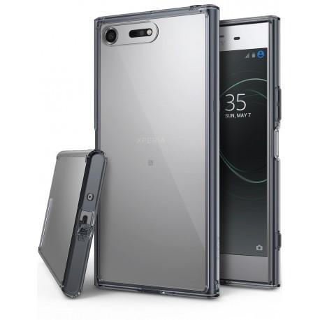 Чехол Ringke Fusion для Xperia XZ Premium (Smoke Black)