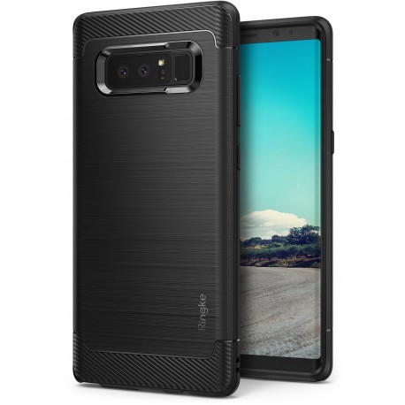 Чехол Ringke Onyx для Samsung Galaxy Note 8 Black (RCS4369)