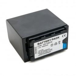 Аккумулятор ExtraDigital  Panasonic VW-VBD78, Li-ion, 7.4V, 7800mAh