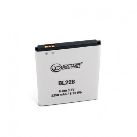 Аккумулятор для Lenovo BL228 (2250 mAh) - BML6367