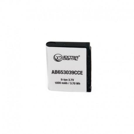 Аккумулятор для Samsung SGH-U908 (1000 mAh) - AB653039CCE