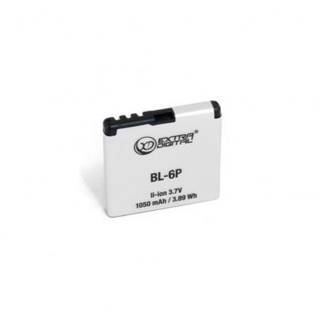 Аккумулятор для Nokia BL-6P (1050 mAh) - DV00DV6038