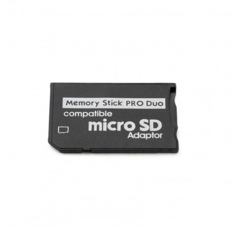 Адаптер Micro SD TF to MS Pro Duo Memory Stick