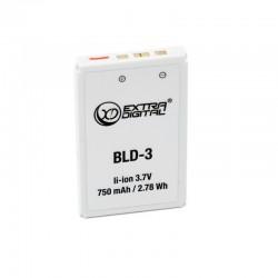 Аккумулятор для Nokia BLD-3 (750 mAh) - BMN6287