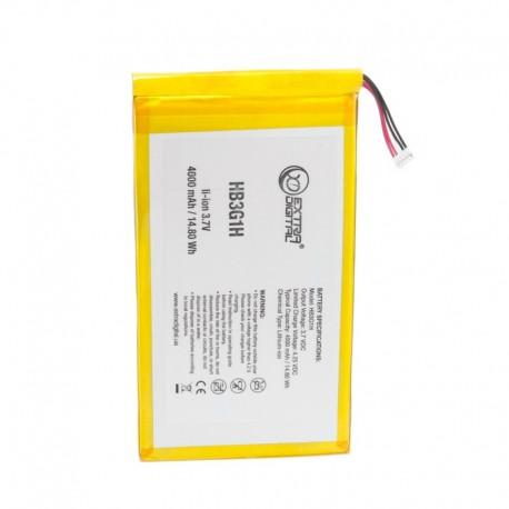 Аккумулятор ExtraDigital для Huawei MediaPad 7 Lite (4000 mAh)