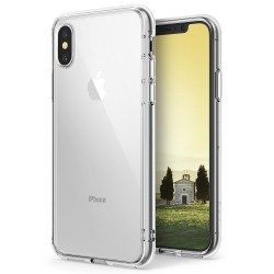 Чехол Ringke Fusion для Apple iPhone X Clear (RCA4387)
