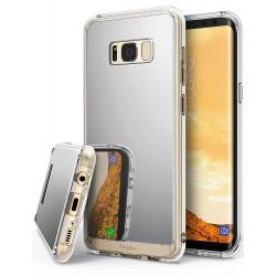 Чехол Ringke Fusion Mirror для Samsung Galaxy S8 Silver (RCS4383)