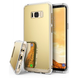 Чехол Ringke Fusion Mirror для Samsung Galaxy S8 Plus Royal Gold (RCS4386)