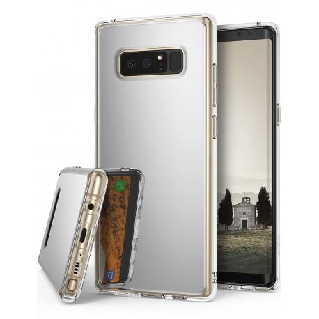 Чехол Ringke Fusion Mirror для Samsung Galaxy Note 8 Silver (RCS4375)