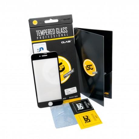 Защитное стекло iSG Tempered Glass 3D Full Cover для Apple iPhone 7/8 (Black) (SPG4405)