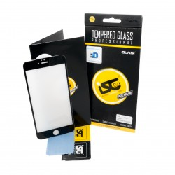 Защитное стекло iSG Tempered Glass 3D Full Cover для Apple iPhone 6 Plus/6s Plus (SPG4404)