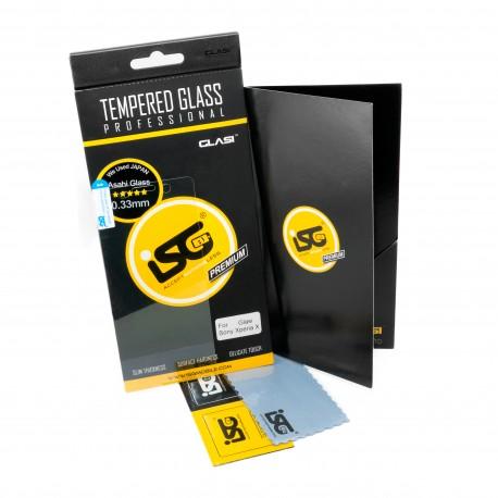Защитное стекло iSG Tempered Glass Pro simple для Sony Xperia X Dual (F5122) (SPG4408