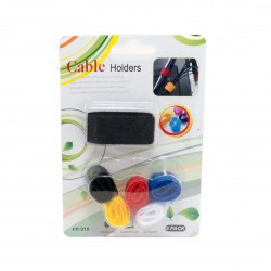 Держатель для кабеля Cable Holders CC-918 (Color Set)