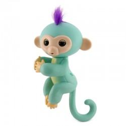 Игрушка Интерактивная Happy Monkey Green
