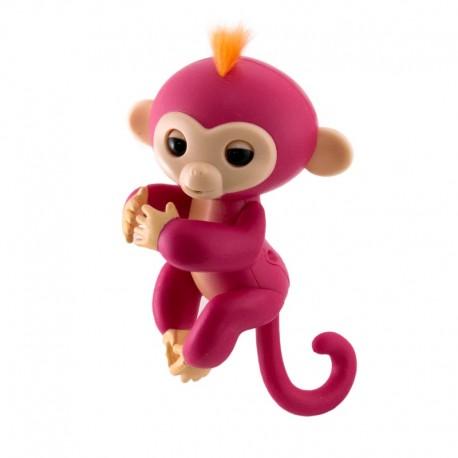 Игрушка Интерактивная Happy Monkey Pink