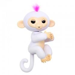 Игрушка Интерактивная Happy Monkey White
