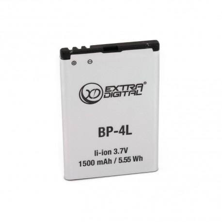 Аккумулятор для Nokia BP-4L (1500 mAh) - DV00DV6025