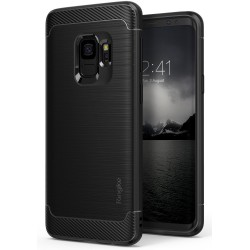 Чехол Ringke Onyx для Samsung Galaxy S9 Black (RCS4417)