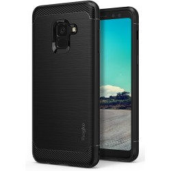 Чехол Ringke Onyx для Samsung Galaxy A8 2018 Black (RCS4423)