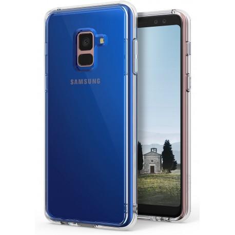 Чехол Ringke Fusion для Samsung Galaxy A8 2018 Clear (RCS4422)