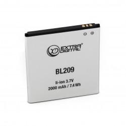 Аккумулятор для Lenovo BL209 (2000 mAh) - BML6372