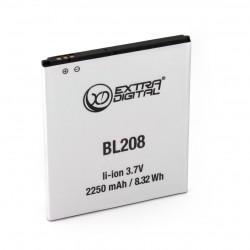 Аккумулятор для Lenovo BL208 (2250 mAh) - BML6361
