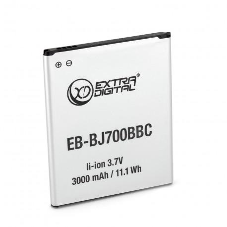 Аккумулятор ExtraDigital для Samsung Galaxy J7 J700H (3000mAh)
