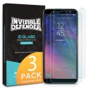 Защитное стекло Ringke Premium Tempered Glass для Samsung Galaxy A6