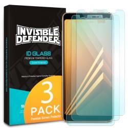 Защитное стекло Ringke Premium Tempered Glass для Samsung Galaxy A8