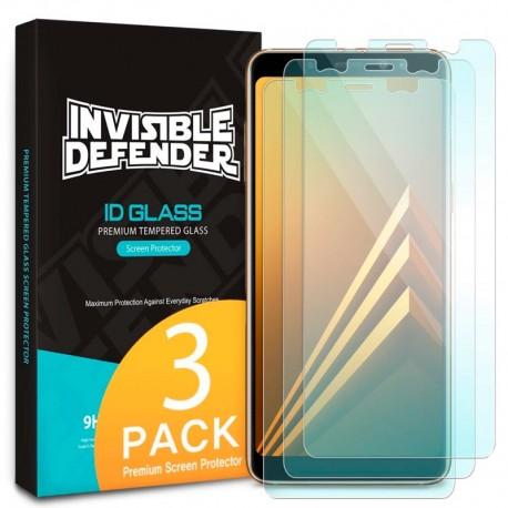 Защитное стекло Ringke Premium Tempered Glass для Samsung Galaxy A8 Plus 2018