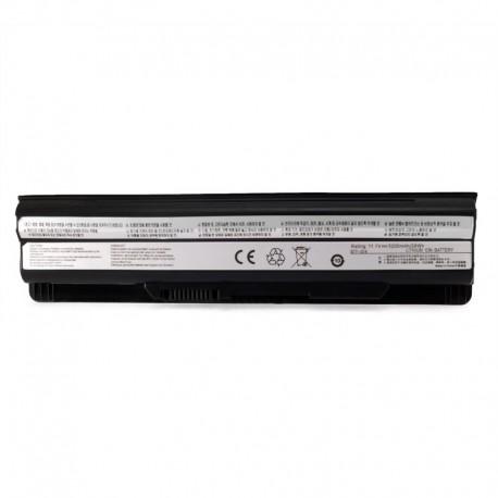 Аккумулятор для ноутбуков MIS (BTY-S14) CR650 5200 mAh
