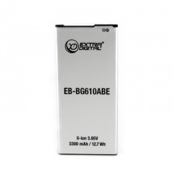 Аккумулятор ExtraDigital для Samsung SM-G6100 (EB-BG610ABE) 3300 mAh