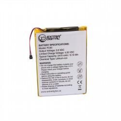Аккумулятор ExtraDigital для Motorola Moto G3 (FC40) 2415 mAh