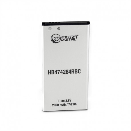Аккумулятор ExtraDigital для Huawei Ascend Y538 HB474284RBC 2000 mAh