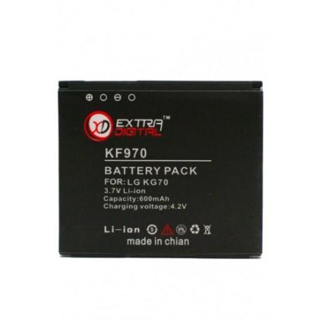 Аккумулятор для LG KE970 Shine (600 mAh) - DV00DV6059
