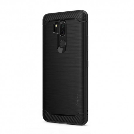 Чехол Ringke Onyx для LG G7 ThinQ Black (RCL4443)