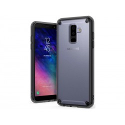 Чехол Ringke Fusion для Samsung Galaxy A6 Plus Smoke Black (RCS4440)
