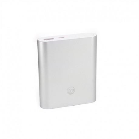 Мобильный аккумулятор Extradigital ED-86 (10 400 mAh) Silver