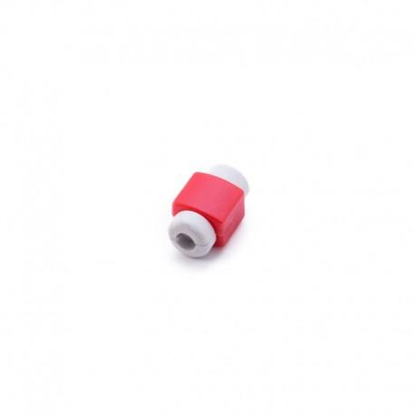 Протектор для защиты кабеля от заломов Cable Clips Savior (Red)