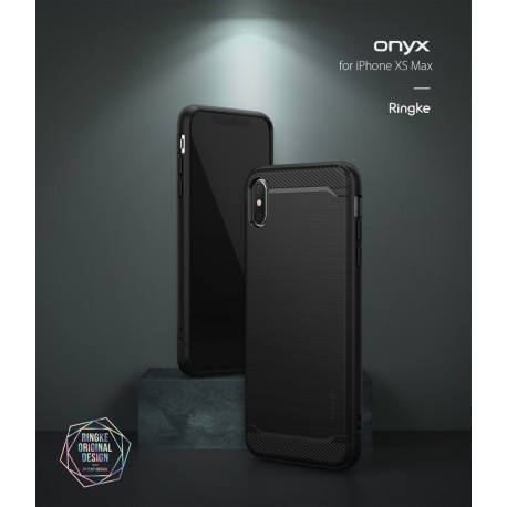 Чехол Ringke Onyx для Apple iPhone XS Max Black (RCA4494)