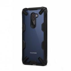 Чехол Ringke Fusion X для Xiaomi Pocophone F1 Black