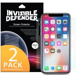 Защитная пленка Ringke Full Cover для Apple iPhone X /XS