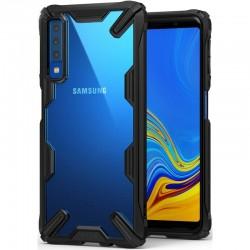 Чехол Ringke Fusion X для Samsung Galaxy A7 2018 Black (RCS4504)