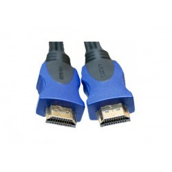 Кабель ExtraDigital HDMI to HDMI Double ferrites Blister 7m v1.4b (KD00AS1512)