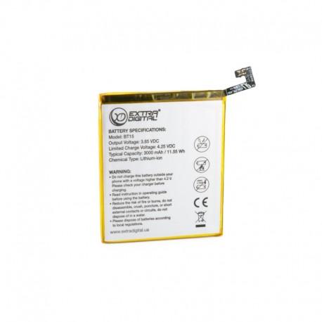 Аккумулятор ExtraDigital для Meizu M3s 3000 mAh